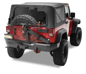 HIGHROCK 4X4™ REAR BUMPER WITH INTEGRATED TIRE CARRIER