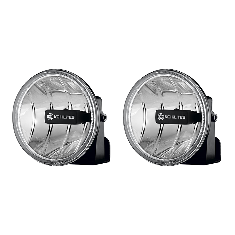 Gravity® LED G4 Fog Light Pair Pack System #495 - ( Amber Universal )