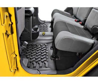 BESTOP - Rear Floor Liner for Jeep 07-18 Wrangler Unlimited