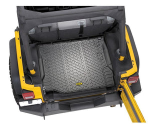 BESTOP - Rear Cargo Liner for Jeep 11-18 Wrangler 2DR/4DR
