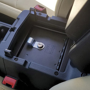 Jeep JL Security Console Insert
