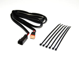 Wire Extension; 4 ft Plug-In (ea) #6317