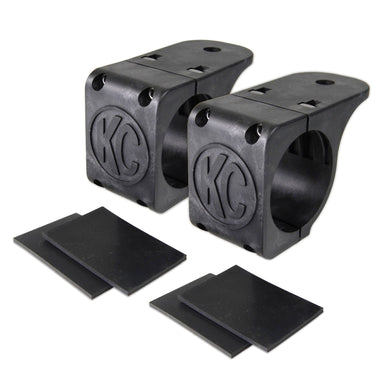 Tube Clamp Mount Bracket Pair for 1.75