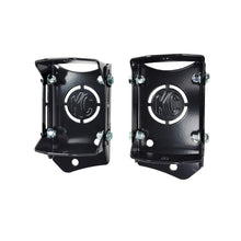 Load image into Gallery viewer, Dual A-Pillar Light Mounts for 2007-2016 Jeep JK Wrangler - #73406