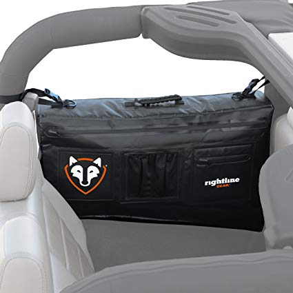 RIGHTLINE SIDE STORAGE BAG JK 2-DOOR