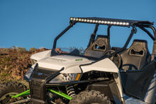 "Load image into Gallery viewer, 40"" KC FLEX™ LED Light Bar Mounting Kit for Arctic Cat Wildcat - #91329"