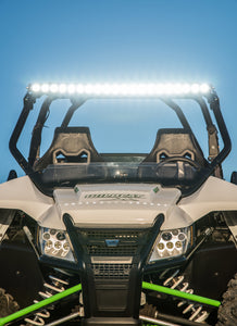 "40"" KC FLEX™ LED Light Bar Mounting Kit for Arctic Cat Wildcat - #91329"
