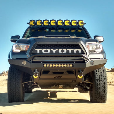 Gravity® LED Pro6 05-18 Toyota Tacoma 8-light Combo LED Light Bar  #91331
