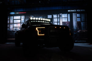 Ford Raptor; Pro6 Gravity LED 9-Light Overhead Sys 2017 #91333