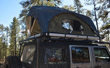 OFFGRID OUTDOOR GEAR - 2-3 PERSON ROOF TOP CAMPING TENT W/ TELESCOPING LADDER