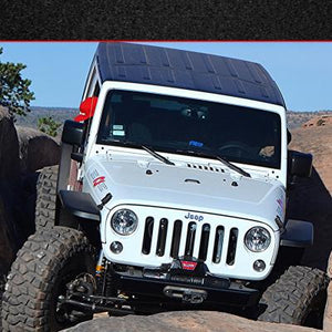Jeep JK Fenders Front and Rear OE Width 07-18 Wrangler JK Gen II MCE Fenders