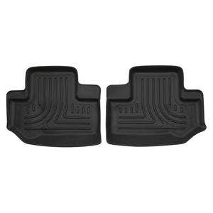 X-ACT CONTOUR® 2ND SEAT FLOOR LINER