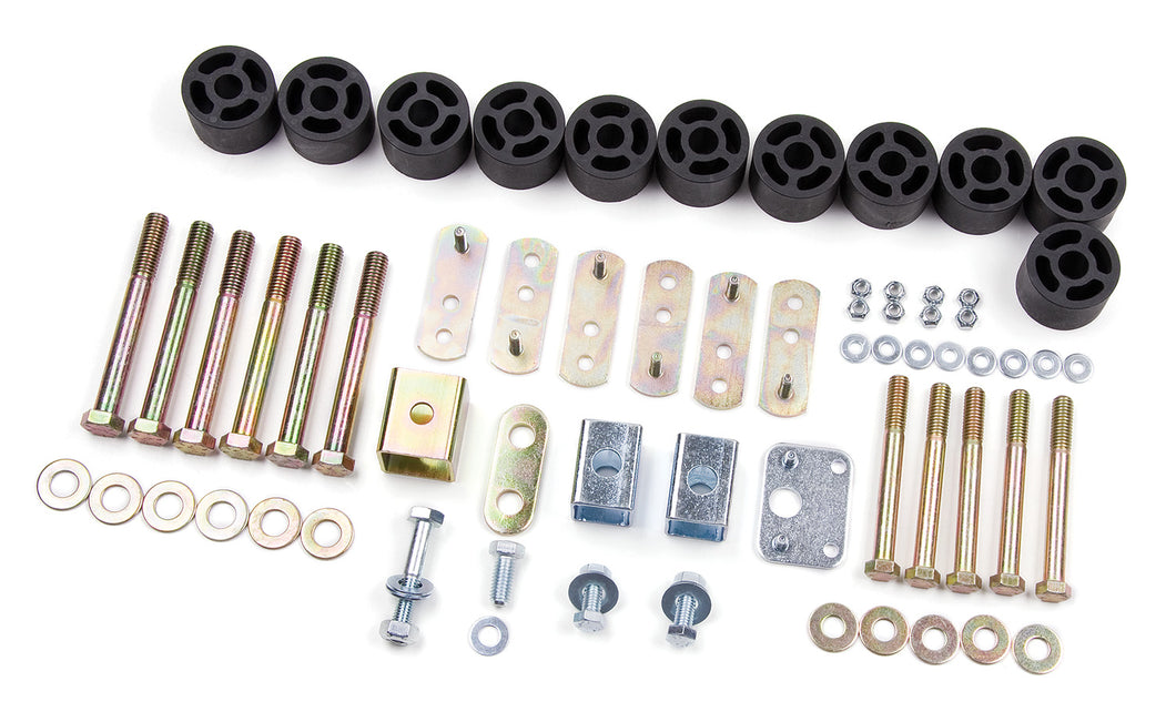 ZONE - 97-06 Jeep TJ 1-1/4