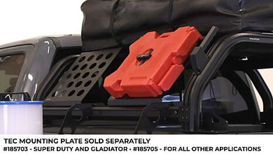 TEC MOUNTING PLATE FOR JEEP GLADIATOR - 11