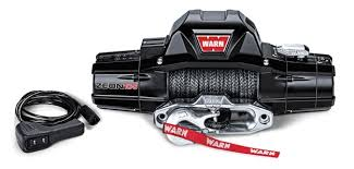 WARN ZEON 10000LB WINCH SPYDURA SYNTHETIC ROPE