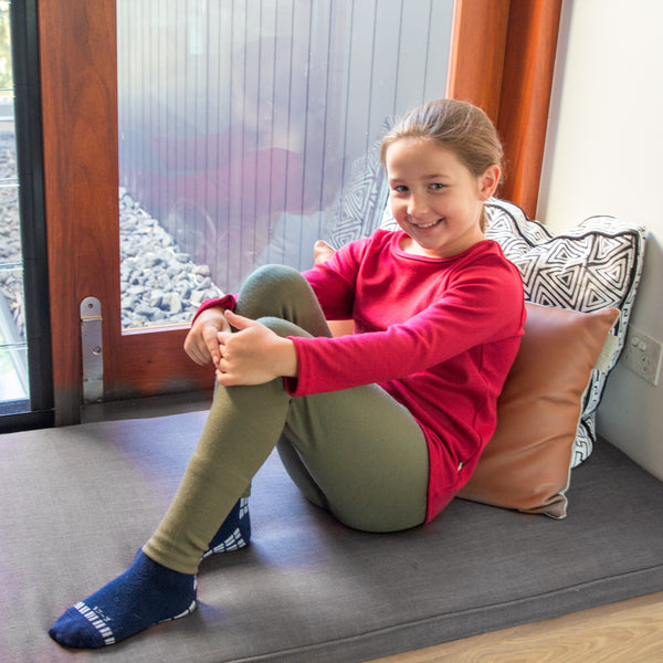 Stay Warm & Healthy in Merino... Naturally!