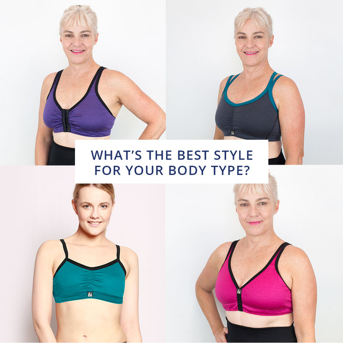 Which Merino Bra Suits You?
