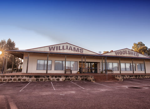 Williams The Wool Shed