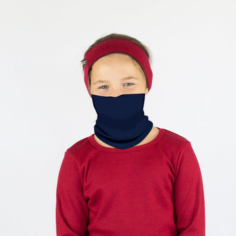 Merino Kid's Neck Gaitor