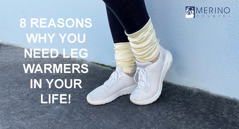 9 Reasons why you need leg warmers in your life
