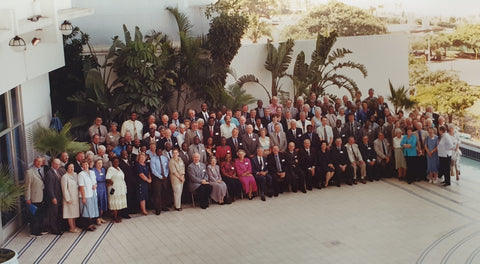 Commonwealth Royal Agricultural Society Conference, Durban, 2001