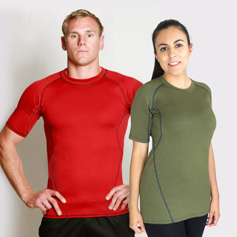 T-shirt thermals