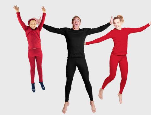 Thermals for the whole family