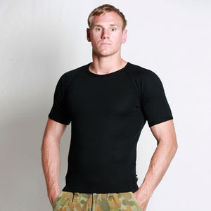 Merino Short Sleeve Raglan T-shirt