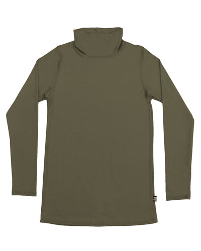 #120T Turtle Neck Skivvy