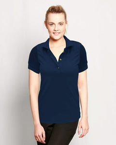 Women's Merino Polo Shirt