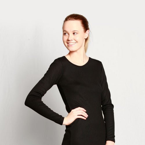 #127 Womens Long Sleeve T-Shirt 275gsm