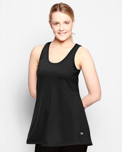 Merino Sleeveless Tunic Top