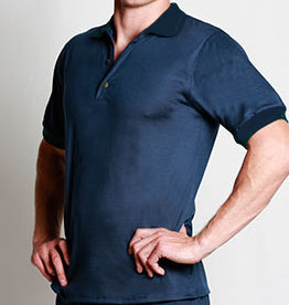 Men's Merino Polo Shirt