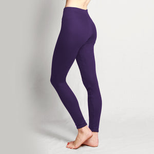 Merino Light Leggings Purple