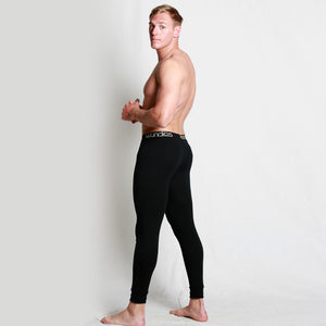 #312 Long Johns with Fly  275gsm