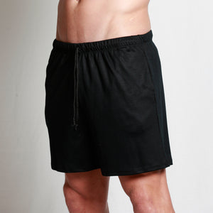 Merino Shorts black