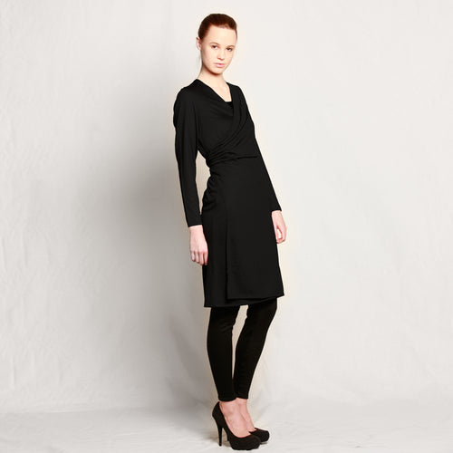Merino Wrap Jacket/Dress
