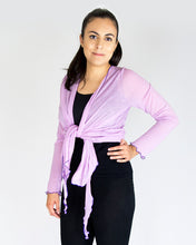 Load image into Gallery viewer, Merino wrap cardigan