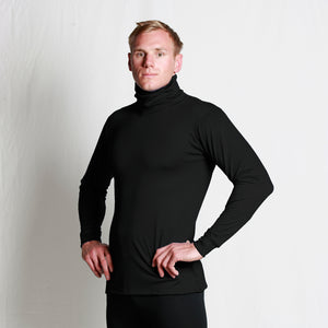 Merino Roll Neck Skivvy