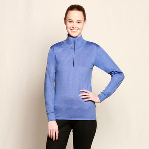 Merino Zip Top Thermal