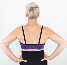 Load image into Gallery viewer, 10% Merino Crop Top Back
