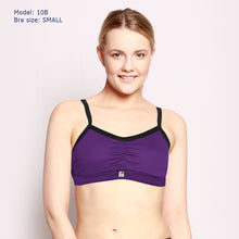 Load image into Gallery viewer, 100% Merino Crop Top Bra