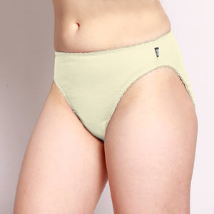 Women's Merino Hi Cut Briefs