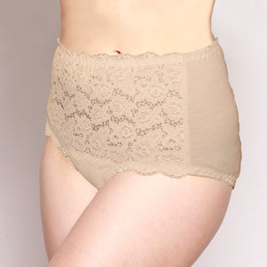 Lace Merino Full Brief