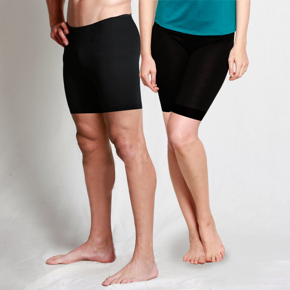 Women and Men's bike shorts
