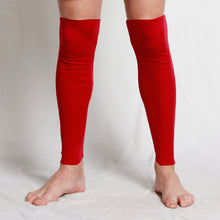 Load image into Gallery viewer, Merino Leg Warmers