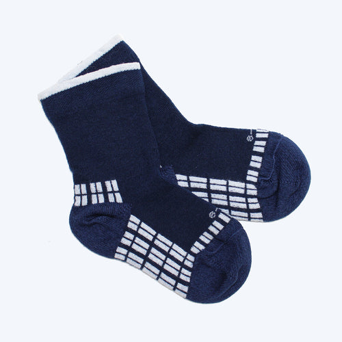 Kid's Merino Socks Navy