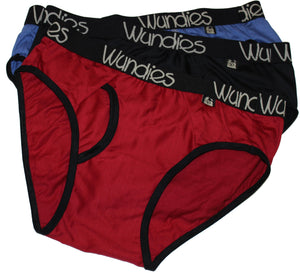 #802x3 Pack of Three Wundies