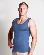 Load image into Gallery viewer, Mens Merino Singlet