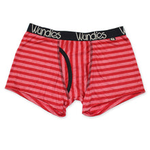 Load image into Gallery viewer, Boys Merino Briefs Red